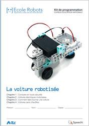 notice pour le montage d'un robot éducatif