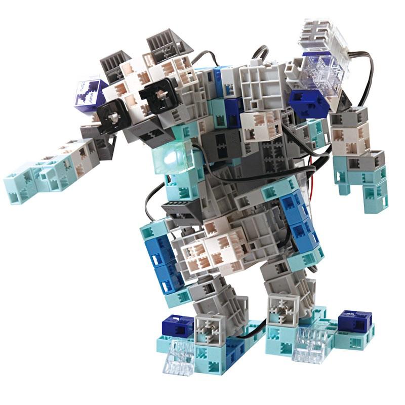 programmer un robot humanoïde