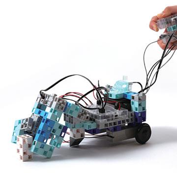 un robot grue