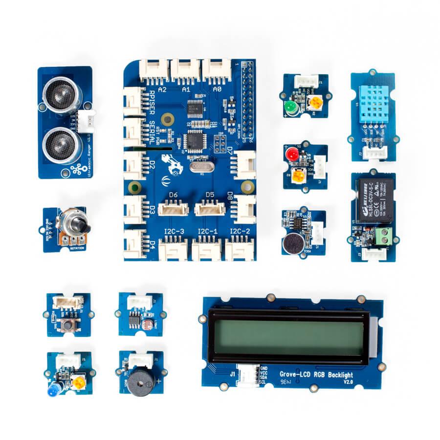 Carte Grove pi pour Arduino