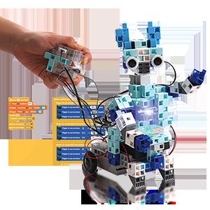 robot chien à programmer